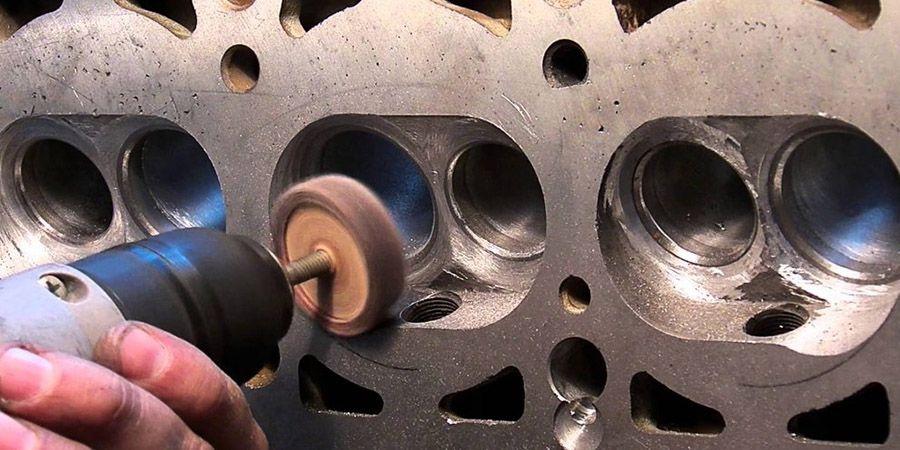 Доработка головки блока цилиндра