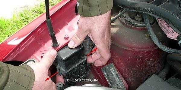Отключить омыватель фар (фото-3)