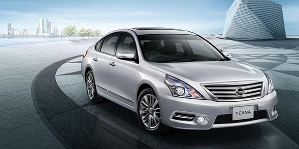 Регламент ТО Nissan Teana