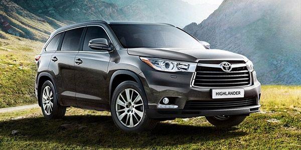 Регламент технического обслуживания Toyota Highlander