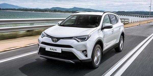 Регламент технического обслуживания Toyota Rav4