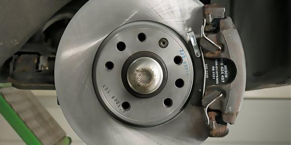 Барабанные и дисковые тормоза