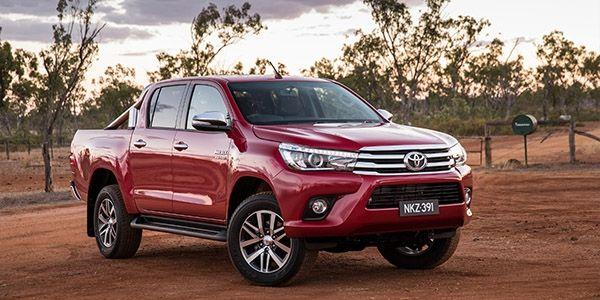 Регламент технического обслуживания Toyota Hilux