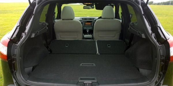 Как снять заднее сиденье Nissan Qashqai?