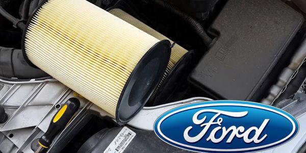 Замена воздушного фильтра в Форд Фокус 3