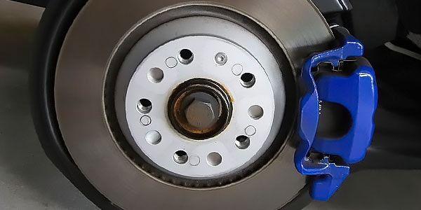 Замена тормозных дисков Ниссан
