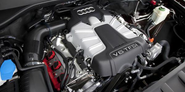 TFSI двигатель