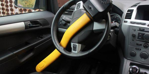 Противоугонные механические устройства для автомобилей