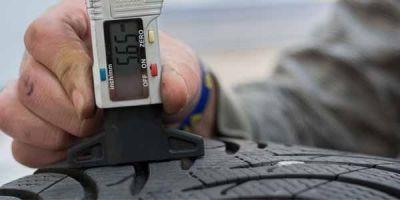 Высота протектора зимней шины, как измерить глубину протектора зимней резины