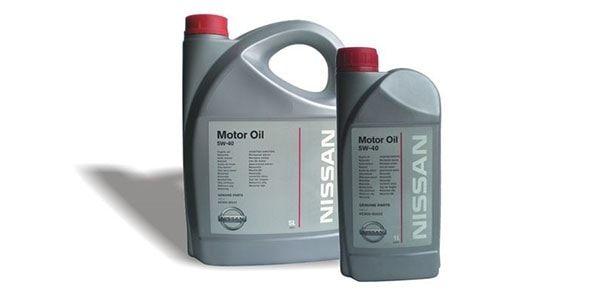 Масло Nissan 5W40 - как отличить оригинал от подделки?