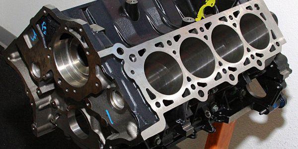 Двигатели DOHC и SOHC
