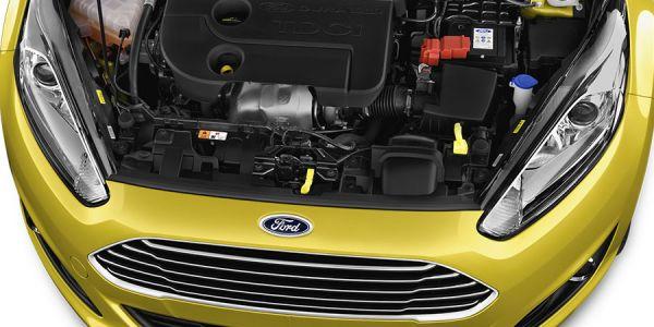 Замена ремня ГРМ в Форд Фиеста