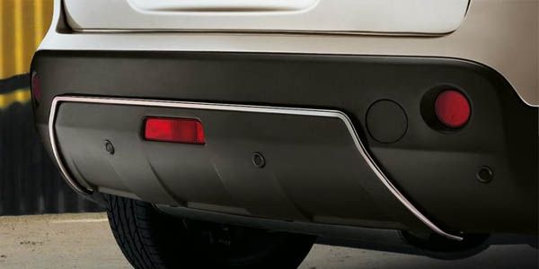 Как снять передний и задний бампер на Nissan Qashqai?