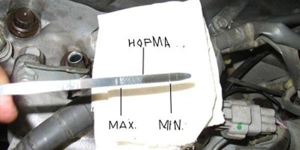 Что делать если перелил масло в коробку передач