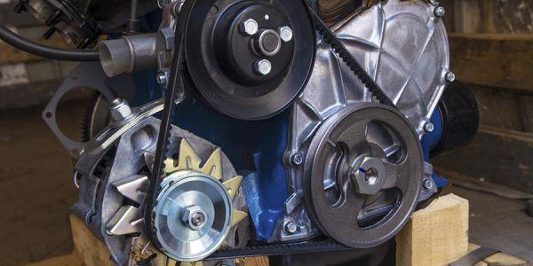 Диагностика и замена ремня ГРМ Ford Fusion
