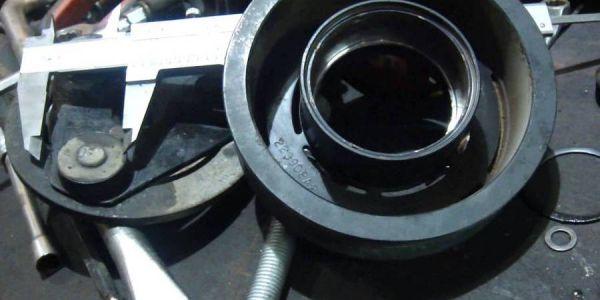 Замена опорного подшипника Форд-Мондео 3 и 4