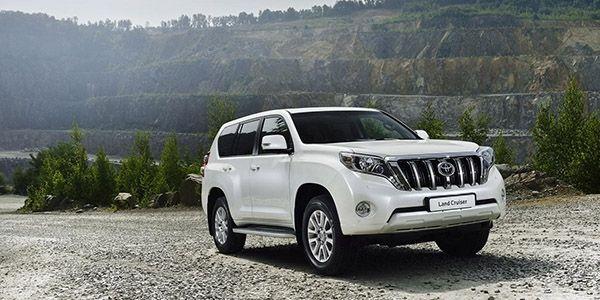 Регламент технического обслуживания Toyota Prado