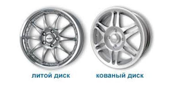 Отличие кованных дисков от литых дисков