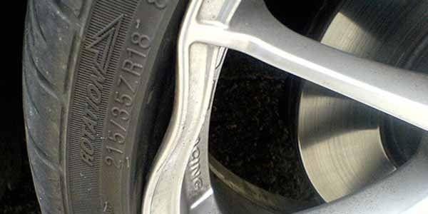 Погнул колесный диск, что делать