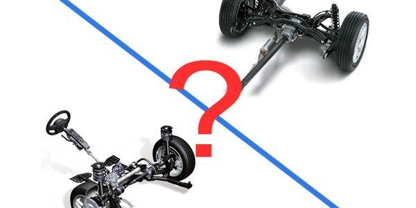 Передний или задний привод: что лучше?