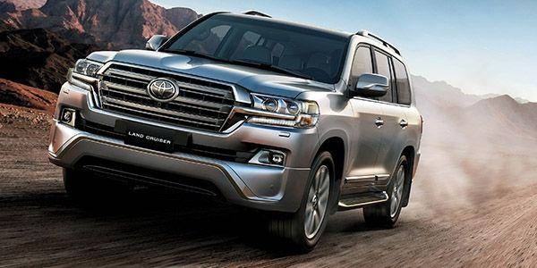 Регламент технического обслуживания Toyota Land Cruiser