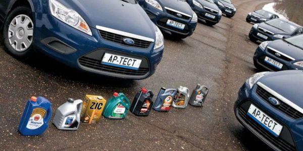 Замена масла в Форд Фокус 2