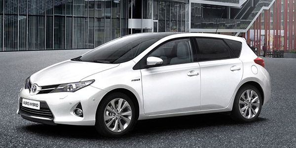 Регламент технического обслуживания Toyota Auris
