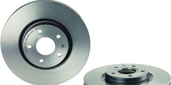 Замена тормозных дисков в Форд Фокус 2