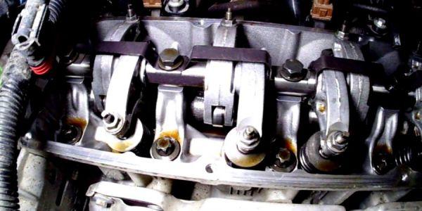 Регулировка клапанов Renault Logan 8 клапанов
