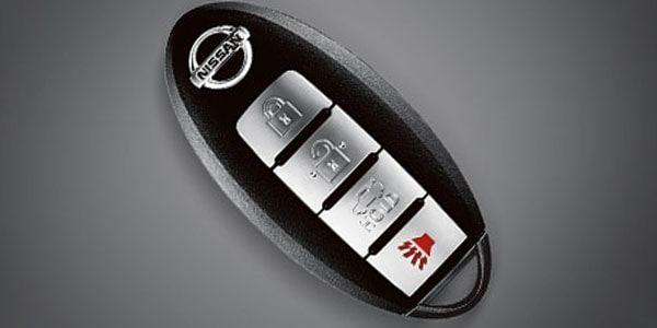 Как заменить батарейку в ключе Ниссан?