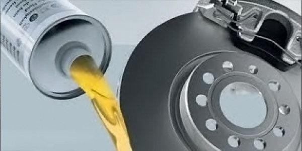 Замена жидкости тормозной системы Мицубиси