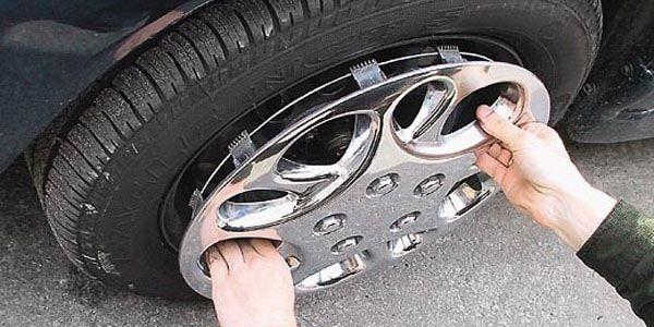 Как выбрать колпак на колесо
