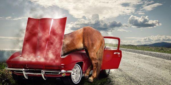 Лошадиные силы в автомобиле