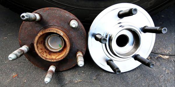 Замена подшипника ступицы на Форд Мондео 3 и 4