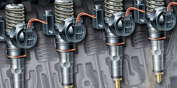 Форсунки дизельного двигателя