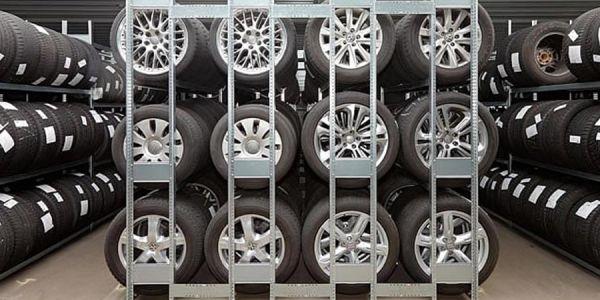Хранение шин с дисками и без, дома и вне дома