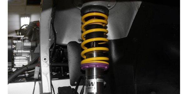 Замена амортизаторов в Форд Фокус 3