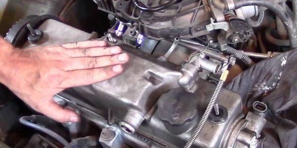 Что может стучать в двигателе