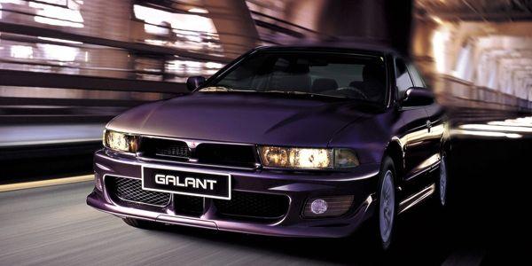 Регламент ТО Mitsubishi Galant (Галант)